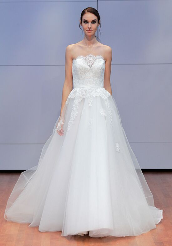 Alyne by Rita Vinieris Melena Ball Gown Wedding Dress