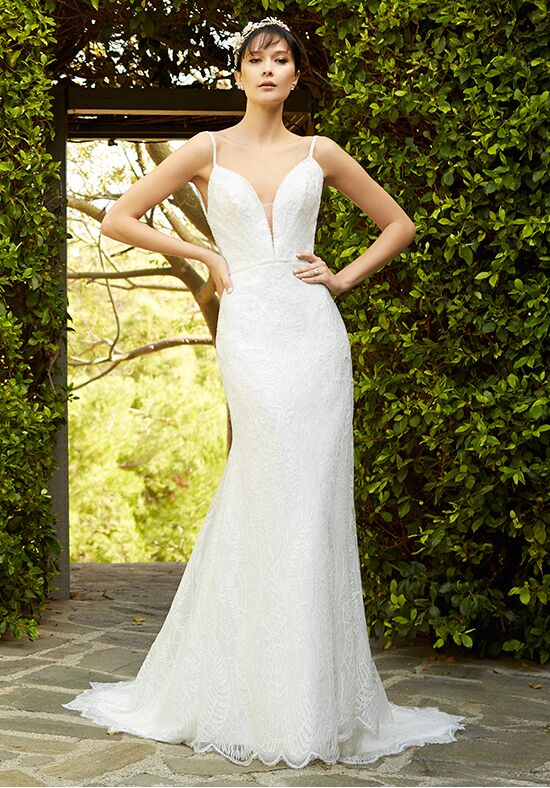 Val Stefani Aviva Mermaid Wedding Dress