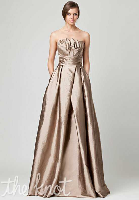 Monique Lhuillier Bridesmaids 450049 Strapless Bridesmaid Dress