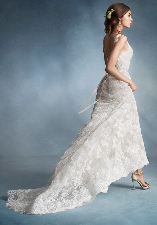 Tara Keely 2607 Sheath Wedding Dress