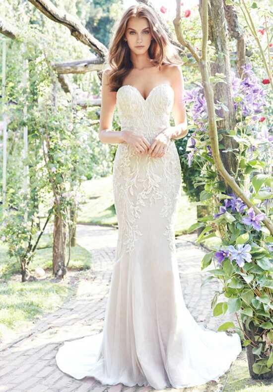 Ti Adora by Allison Webb 7760 Mermaid Wedding Dress