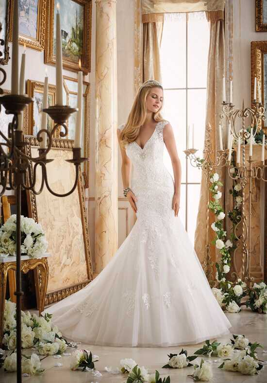 Morilee by Madeline Gardner 2872 A-Line Wedding Dress