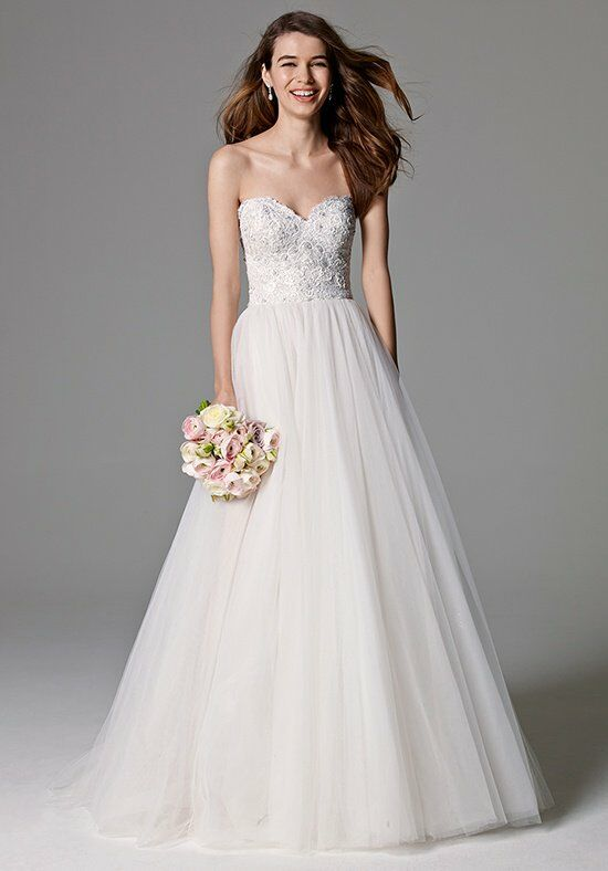 Watters Brides Sheridan 8019B Ball Gown Wedding Dress