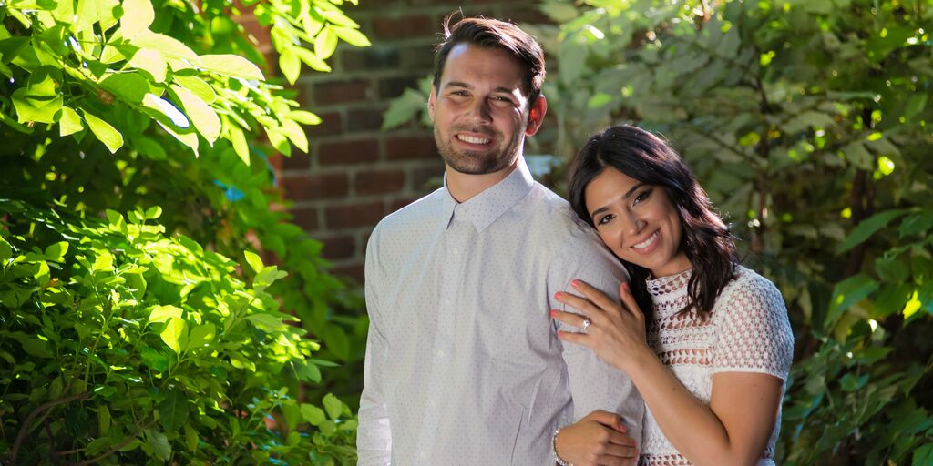 angela oulouhojian and joseph carinis wedding website