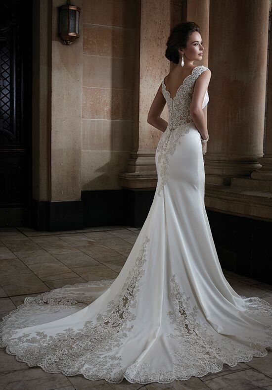 Sophia Tolli Y21749 Adhara Wedding Dress The Knot