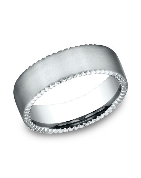 Benchmark CF717525W White Gold Wedding Ring