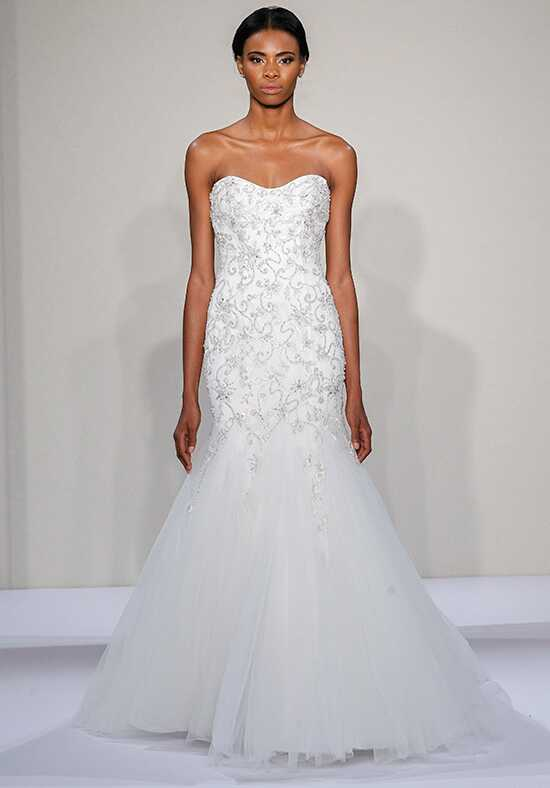 Dennis Basso for Kleinfeld 14073 Mermaid Wedding Dress