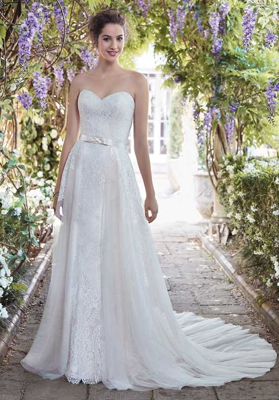 Rebecca Ingram Octavia Sheath Wedding Dress
