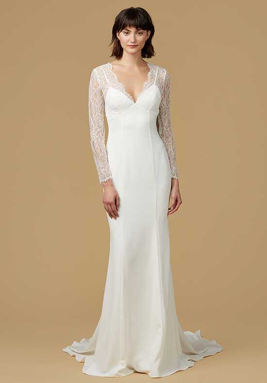 Nouvelle Amsale Easton Sheath Wedding Dress
