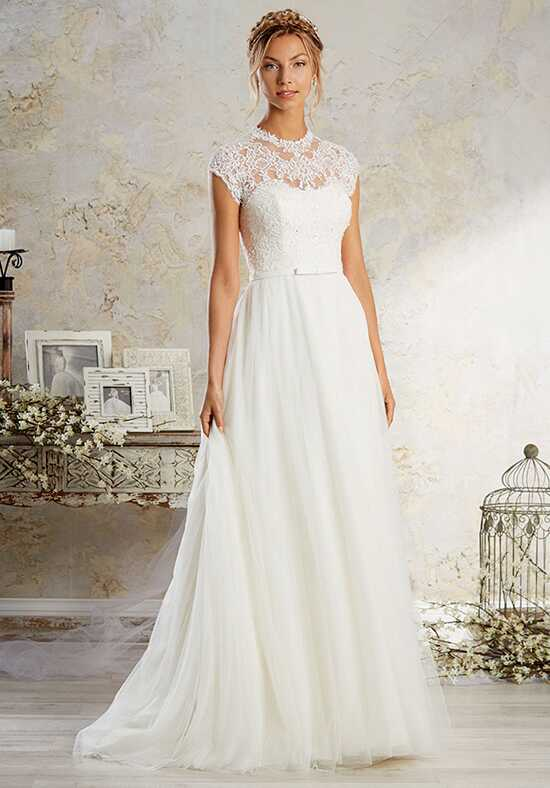 Vintage Wedding Dresses Five Dock : Angelo modern vintage bridal collection a line wedding dress