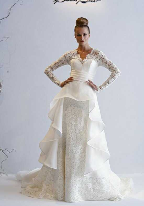 Dennis Basso for Kleinfeld Grace A-Line Wedding Dress