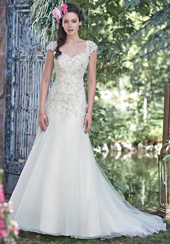 Maggie Sottero Ladonna A-Line Wedding Dress