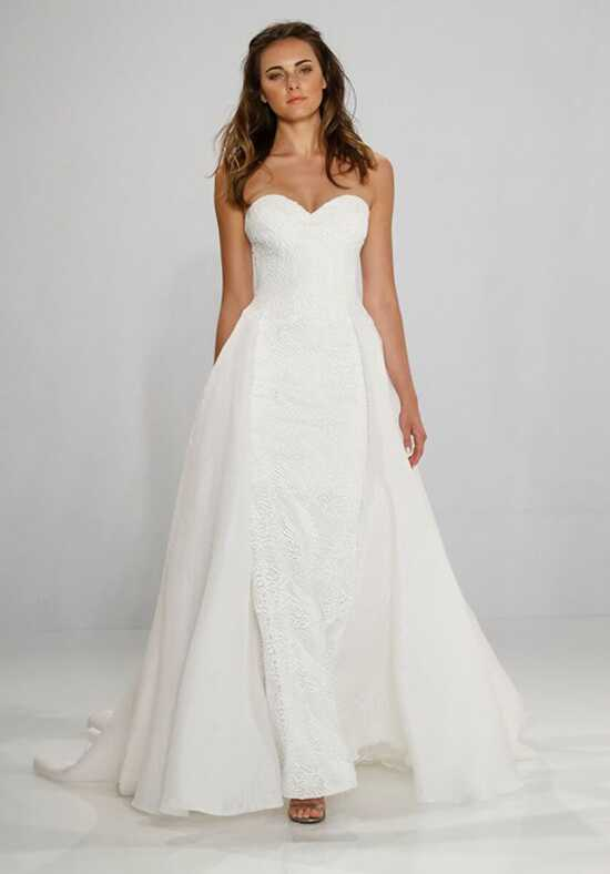 Tony Ward for Kleinfeld Hera Sheath Wedding Dress