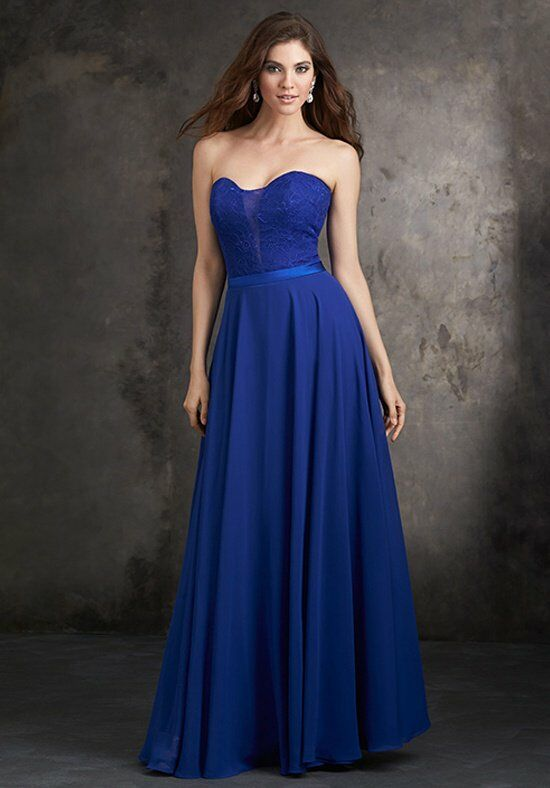 Allure Bridesmaids 1425 Sweetheart Bridesmaid Dress