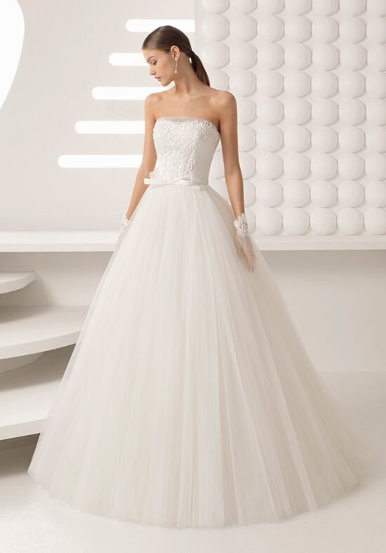 Rosa Clará AGORA Ball Gown Wedding Dress