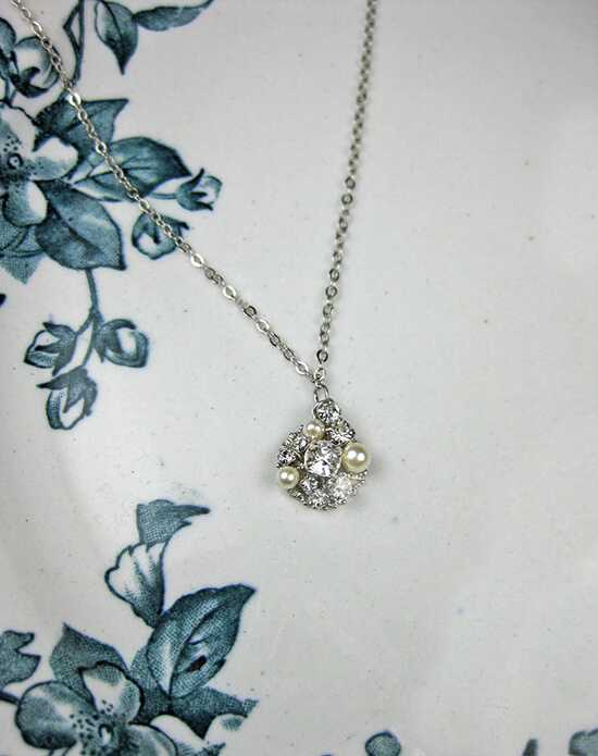 Everything Angelic Astrid II Necklace - n348 Wedding Necklace photo