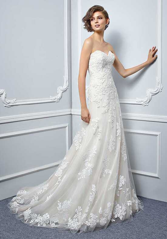 Beautiful BT17-32 A-Line Wedding Dress