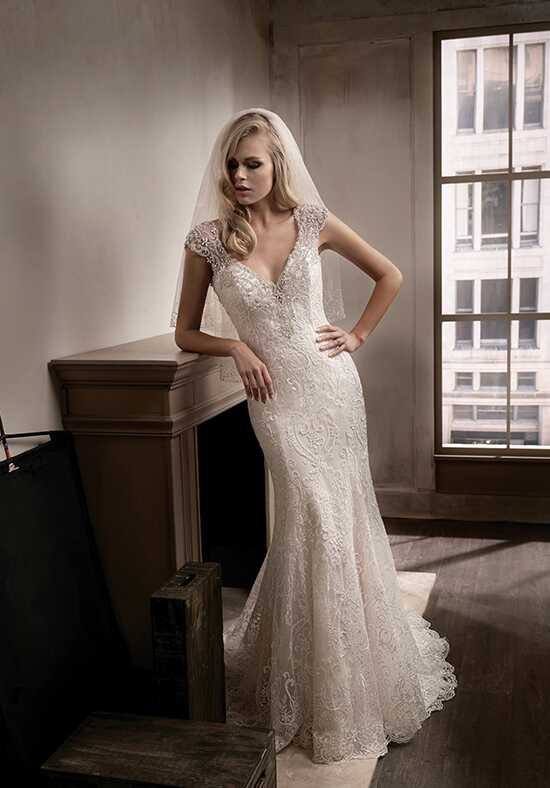 Jasmine Couture T192012 Mermaid Wedding Dress