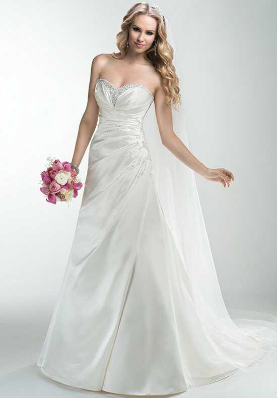 Maggie Sottero Belinda A-Line Wedding Dress