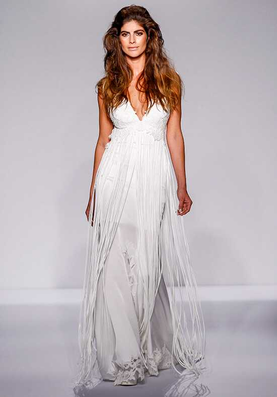 Pnina Tornai for Kleinfeld 4460 Mermaid Wedding Dress