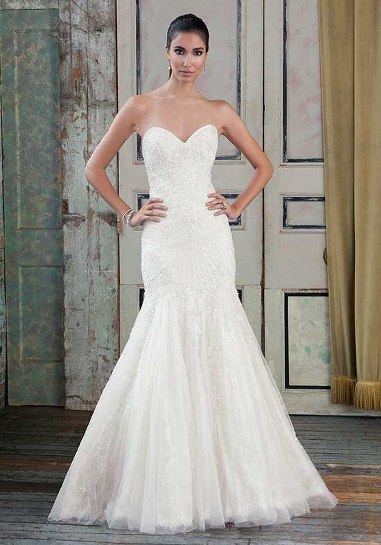 Justin Alexander Signature 9794 Mermaid Wedding Dress