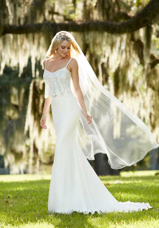 Martina Liana Tyler+Sanja Sheath Wedding Dress