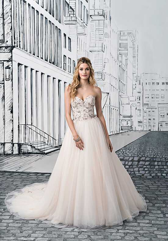 Justin Alexander 8889 Ball Gown Wedding Dress