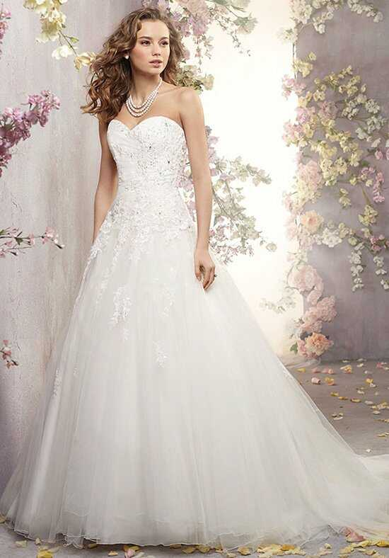 Alfred Angelo Signature Bridal Collection 2419 Wedding Dress photo