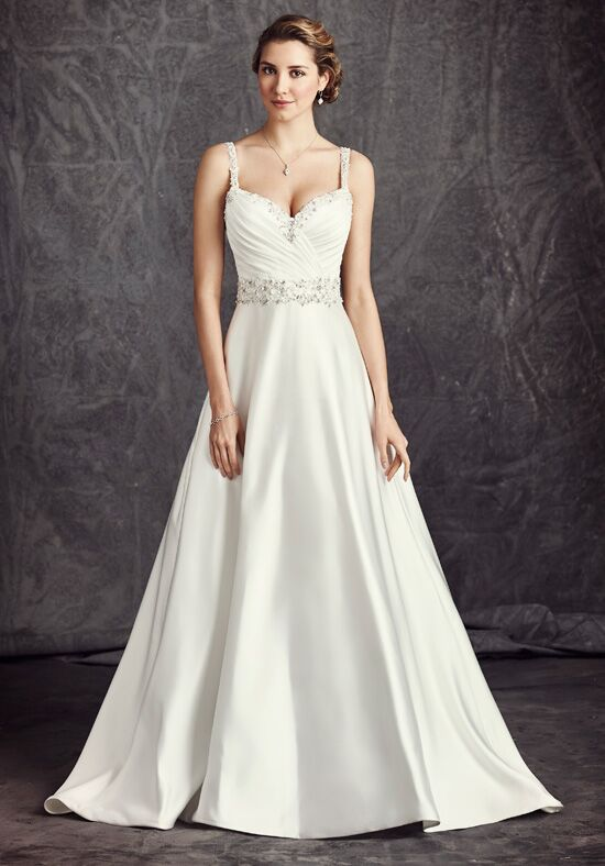Kenneth Winston: Ella Rosa Collection BE293 Ball Gown Wedding Dress