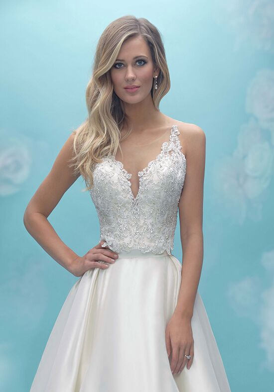 Allure Bridals A2021 Wedding Dress