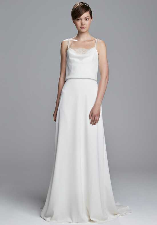 Christos Rebekah Sheath Wedding Dress
