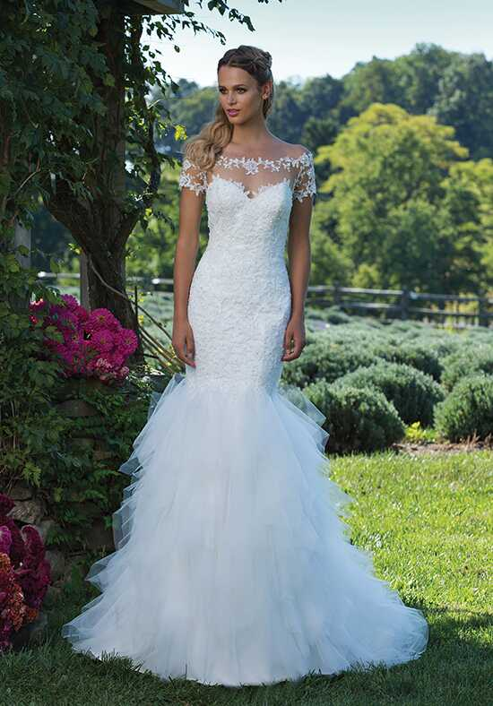 Sincerity Bridal 3985 Mermaid Wedding Dress