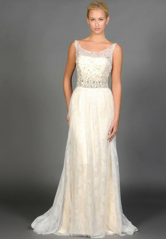 "Eugenia ""Eleanor"" style 3902 Sheath Wedding Dress"