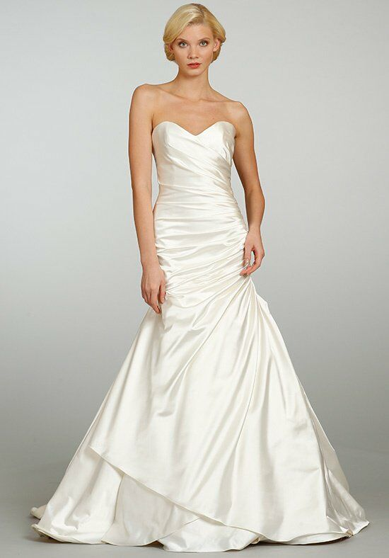 Jim Hjelm 8305 A-Line Wedding Dress