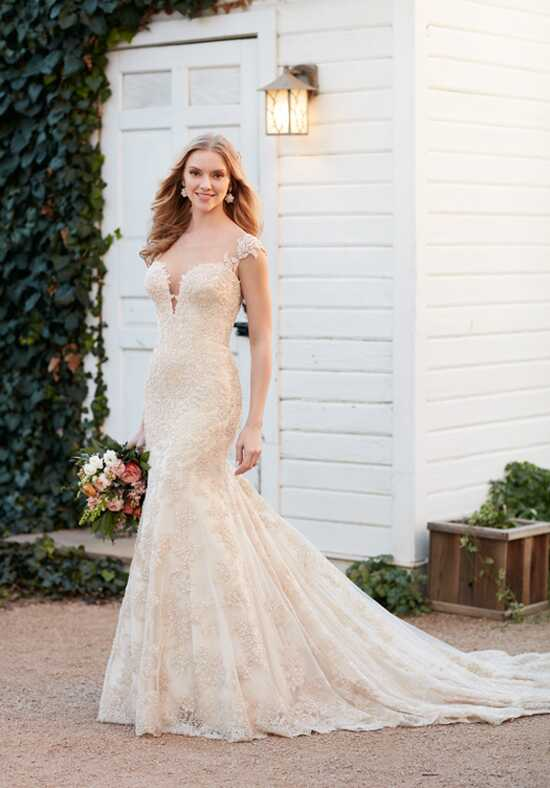 Martina Liana 800 Mermaid Wedding Dress