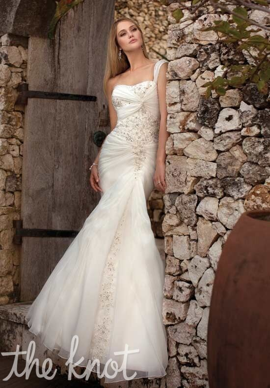 Ella Bridals 5628 Mermaid Wedding Dress