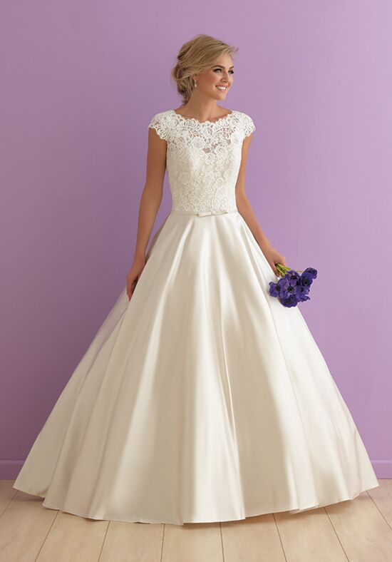 Allure Romance 2914 Ball Gown Wedding Dress