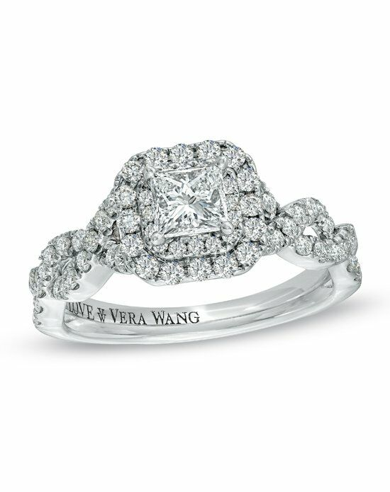 wedding rings for women zales vera wang love at zales vera wang