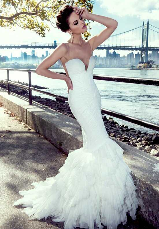 Stephen Yearick KSY77 Mermaid Wedding Dress