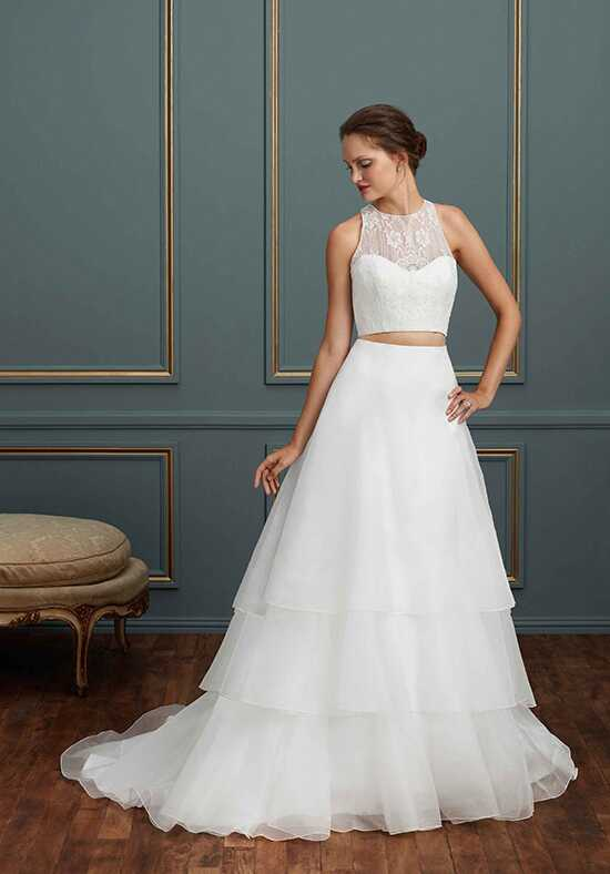 Amaré Couture by Crystal Richard C116 Isabelle A-Line Wedding Dress