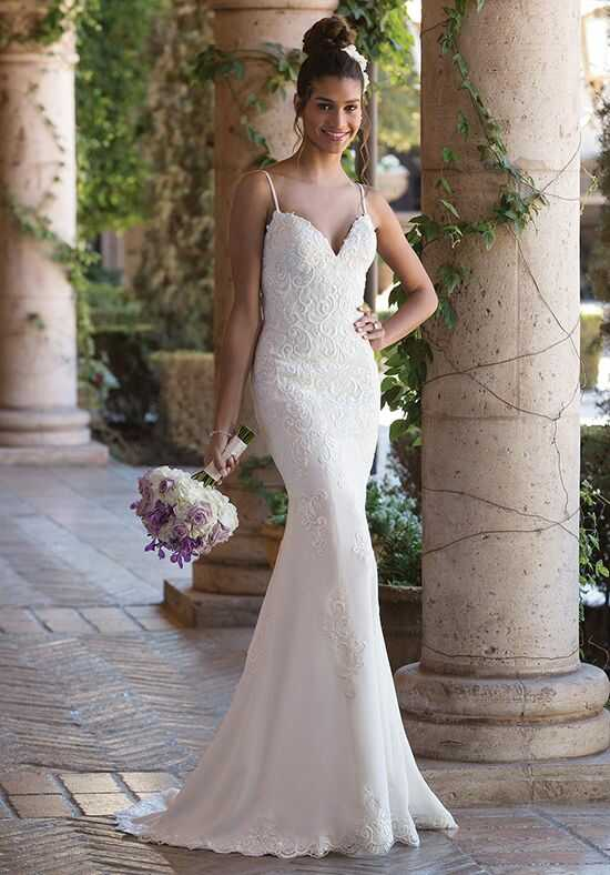 Sincerity Bridal 4002 Mermaid Wedding Dress