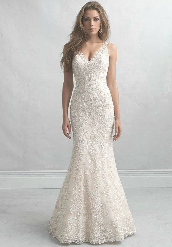 Madison James MJ15 Mermaid Wedding Dress