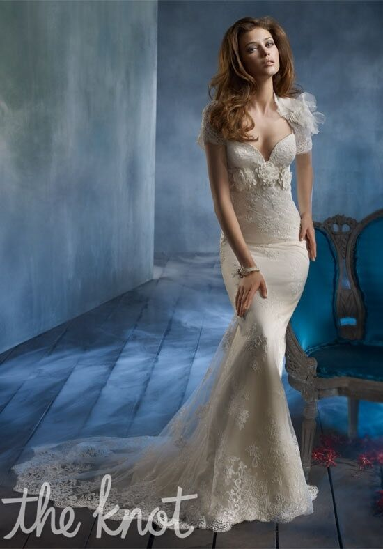 Tara Keely 2157 Sheath Wedding Dress