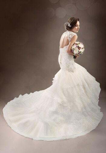 Sophia Tolli Y11313 Glimmer Mermaid Wedding Dress