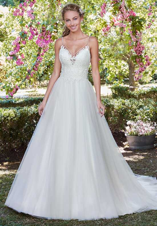 Rebecca Ingram Liv A-Line Wedding Dress