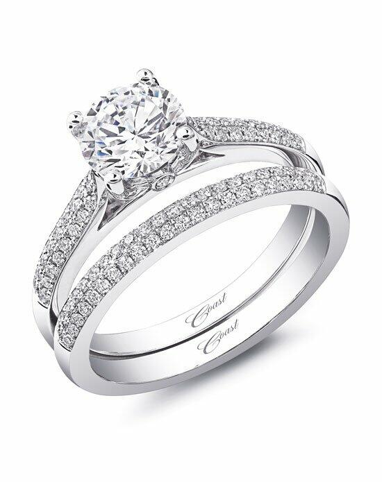 Coast Diamond Romance Collection - LC5446 & WC5446 Engagement Ring photo