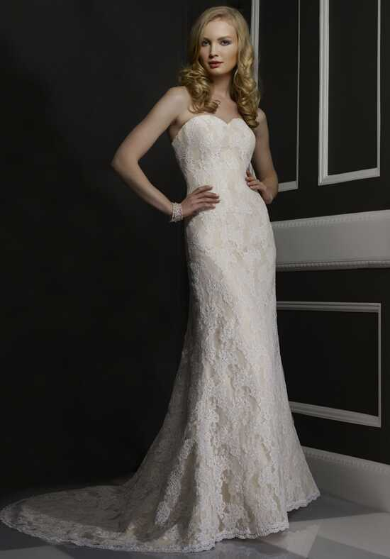 Robert Bullock Bride Virginia Mermaid Wedding Dress