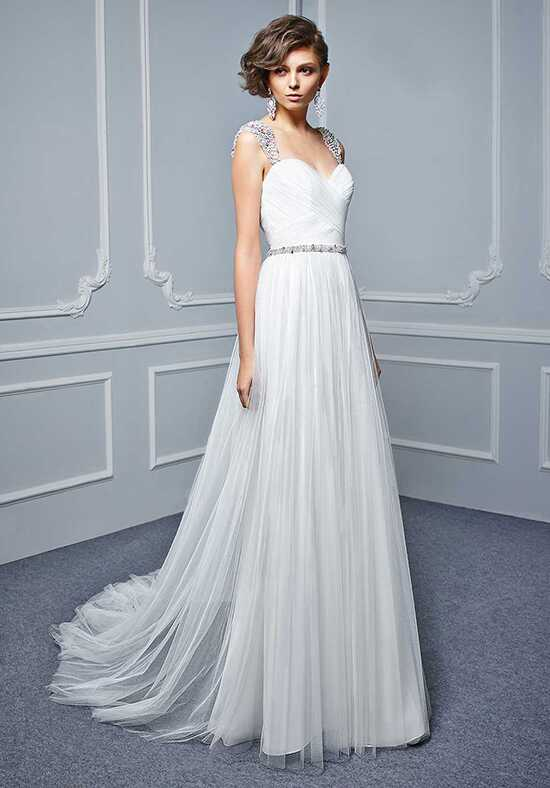 Beautiful BT17-16 Sheath Wedding Dress