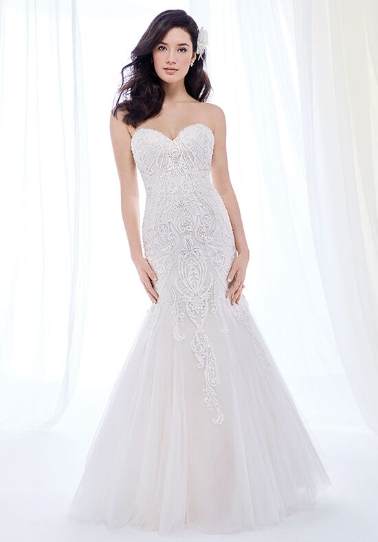 Kenneth Winston: Ella Rosa Collection BE415 Mermaid Wedding Dress