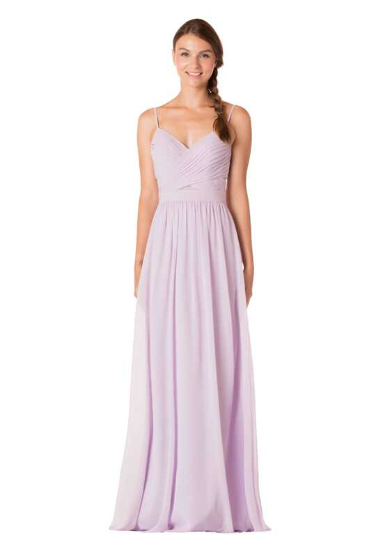 Bari Jay Bridesmaids 1738 V-Neck Bridesmaid Dress